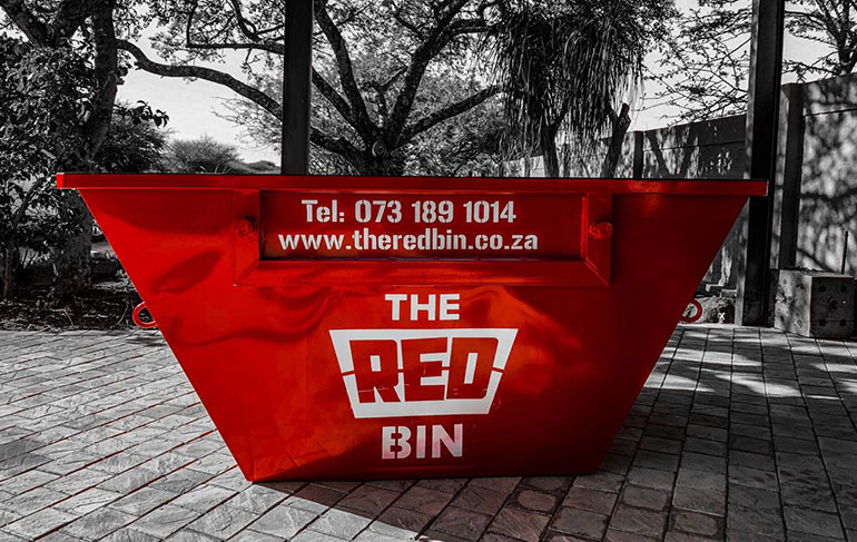 The Red Bin